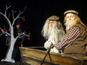 Theatre Inconnu presents: @ Paul Phillips Hall (FCA) | Victoria | British Columbia | Canada